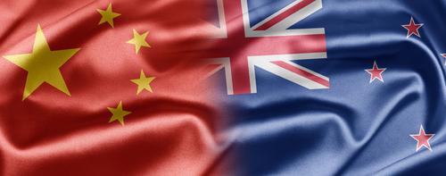 China New Zealand
