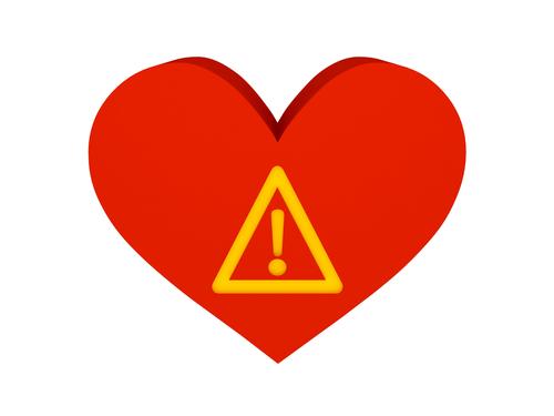Heart Warning photo