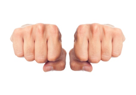 fist knuckles feature