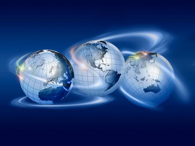 Globe Spinning