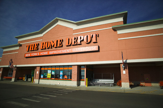 Why at sales at home improvement giant Home Depot always so steady?