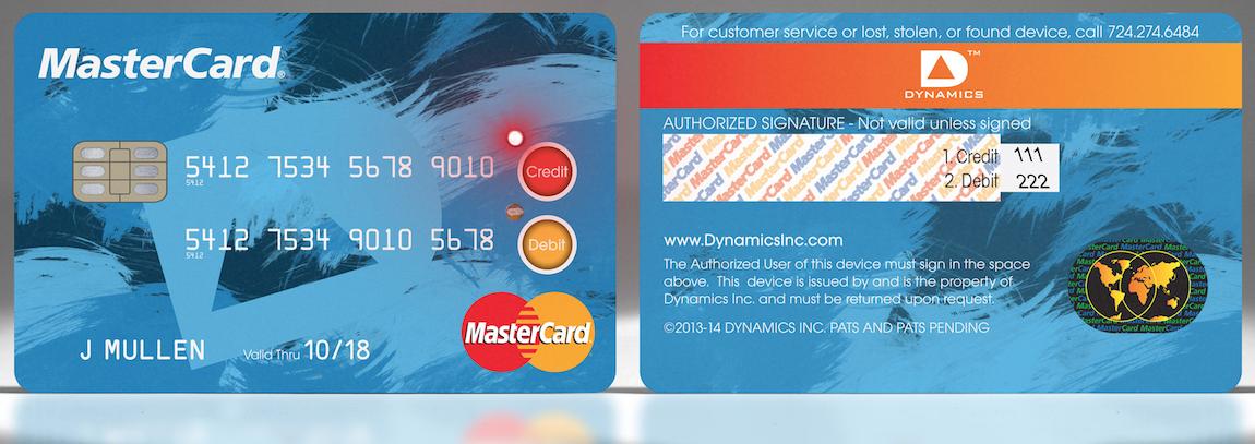 mastercard debit credit