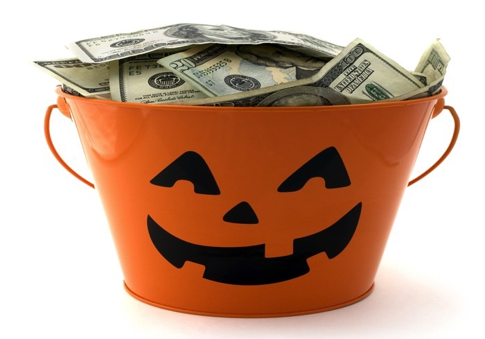 U.S. consumers plan to spend a record $8.4 billion on Halloween this year.