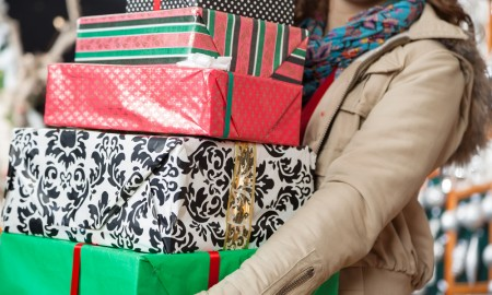 U.S. shoppers will spend more this holiday season, just not at big chain stores.