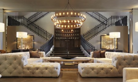 Will Restoration Hardware soon be selling homes?