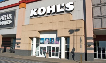 Kohl's has added a beauty department to all 1,100 of its stores.