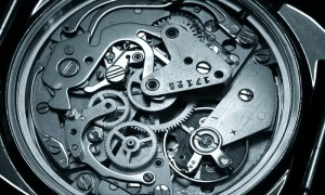 A new company has developed a process that makes it almost impossible to counterfeit a Swiss watch.