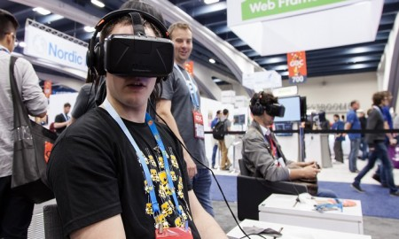 Best Buy planning to demo VR headset Oculus Rift in 500 stores.