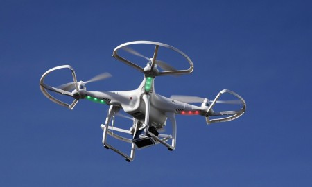 New rules for commercial operation of drones recently took effect.