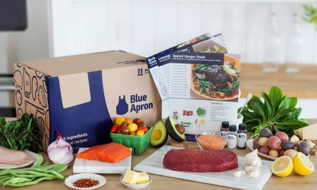 Blue Apron Expands Tech Capacity