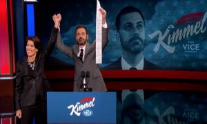 CVS_Jimmy Kimmel_Receipt
