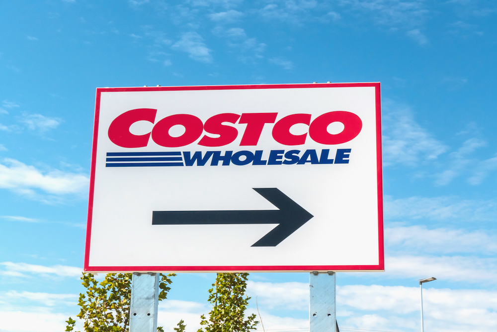 Costco's latest quarterly earnings report paints a less than rosy picture for the warehouse club retailer.
