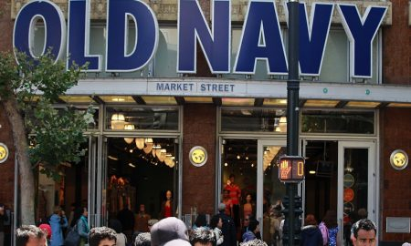 Gap Pulling Old Navy Out Of Japan