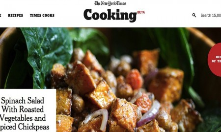 NYT Cooking On Demand
