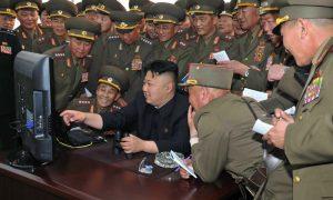 North Korea behind bank attacks