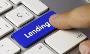 Lending. Keyboard