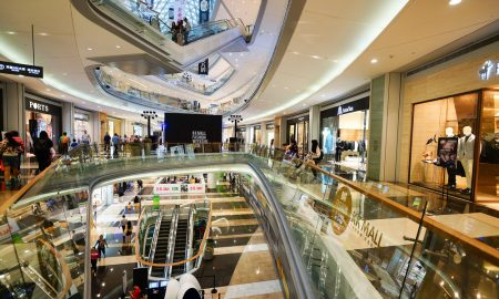American retailers are showing a voracious appetite for global real estate expansion as they build their footprint overseas.