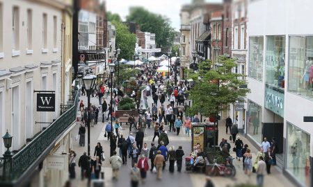 U.K. Retail Outlook Dims