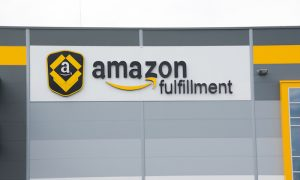 Amazon Invests In Supply Chain Tech