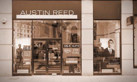Austin Reed Shuts Down