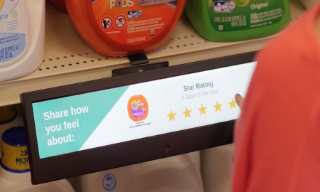 Shopper intelligence platform eyeQ announced that it has secured $3.5 million in Series A funding round to further develope its in-store display technology.
