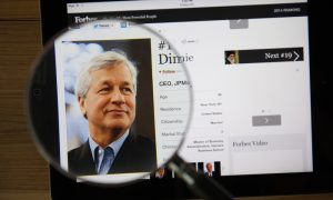 Dimon and banking