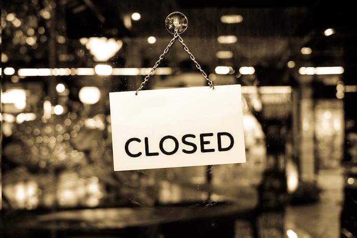 Store Closures and Retail Bankruptcies