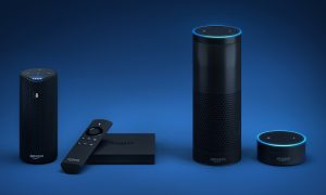 Amazon Alexa banking