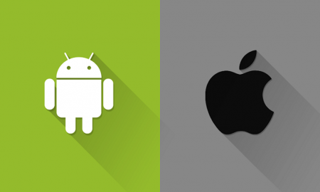 Android Gains Ground More Slowly