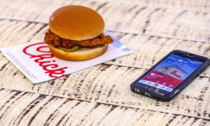 Chick-fil-A Goes Mobile