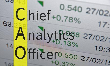 Chief Analyrics Officer