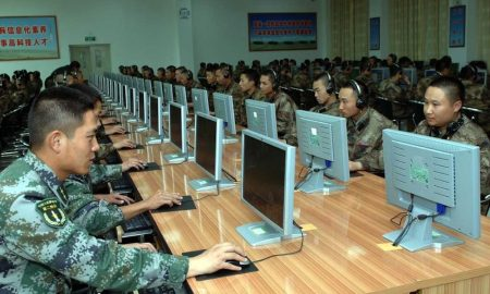 Chinese Hacks On The Decline In US