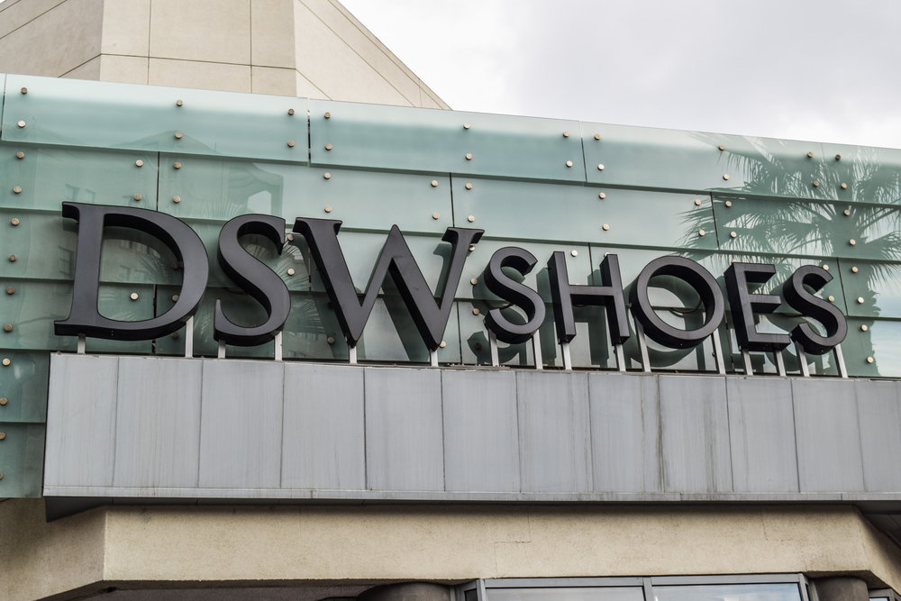 Designer Shoe Warehouse 39 S Cfo Resigns
