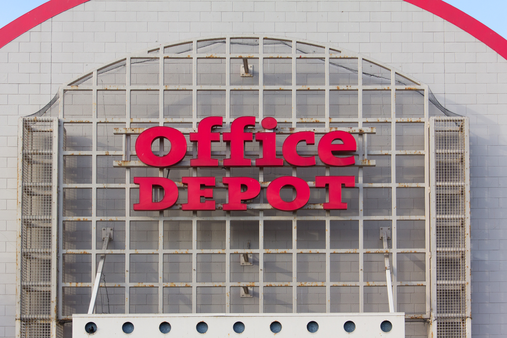 Office Depot, Inc. (ODP) Downgraded by BidaskClub