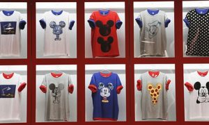 Uniqlo Disney Pair Up