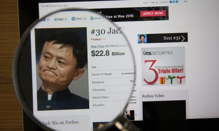 Jack Ma Walks Back Counterfeit Claims