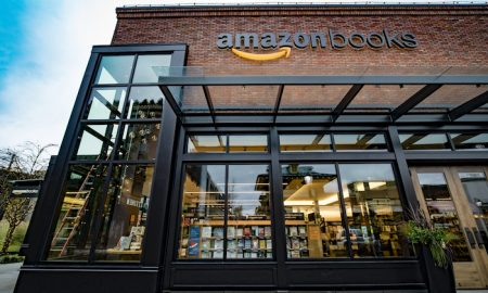 Amazon Picks Bookstore Location