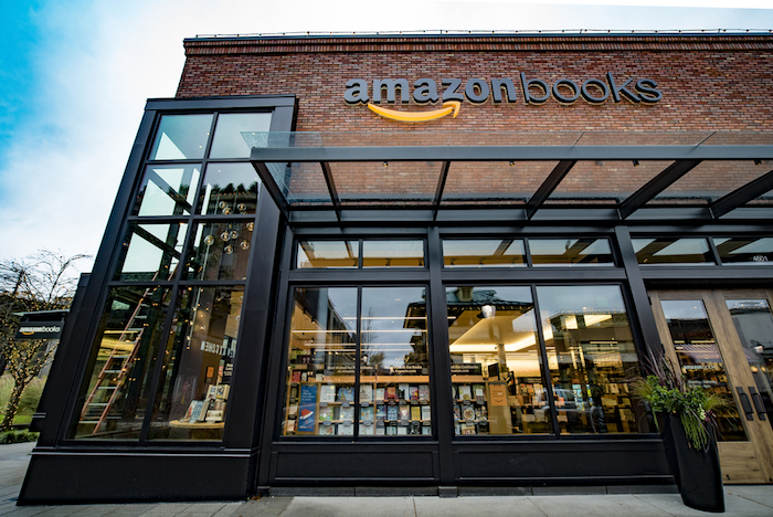 Amazon Picks Bookstore Location
