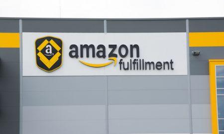 Amazon Opens Large-Item Warehouse