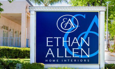 Ethan Allen Embrace New Design
