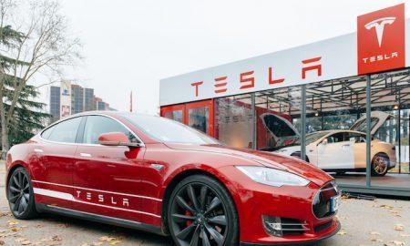 Nordstrom Teams Up With Tesla