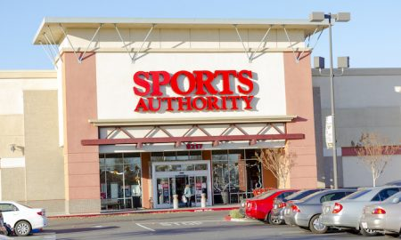 Sports Authority Leaves A Wake Of Empty Stores