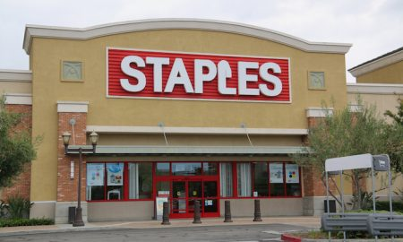 Staples Starts Same-Day Delivery