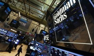 Goldman Goes For Online Lending
