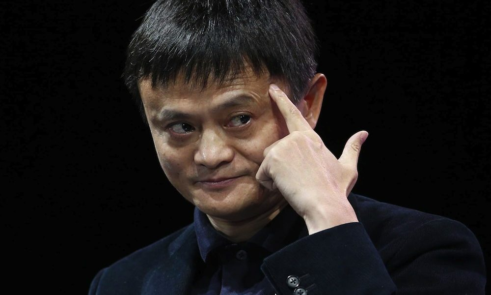 Alibaba's Australian expansion is all part of founder Jack Ma's globalization strategy.