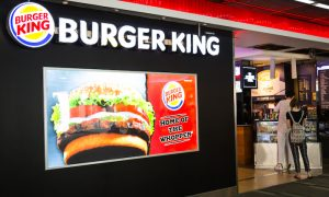 Burger King Upgrades Online Payments