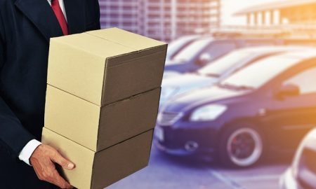 DHL Tests Delivery To Cars
