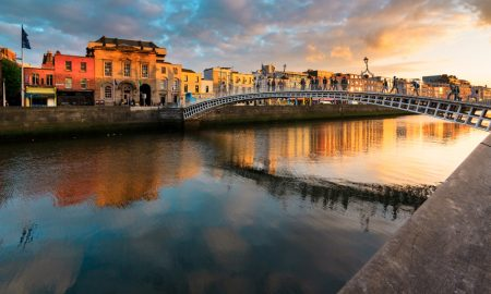 Dublin Rises As European Tech Center