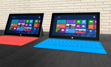 Microsoft Pushes Surface Service