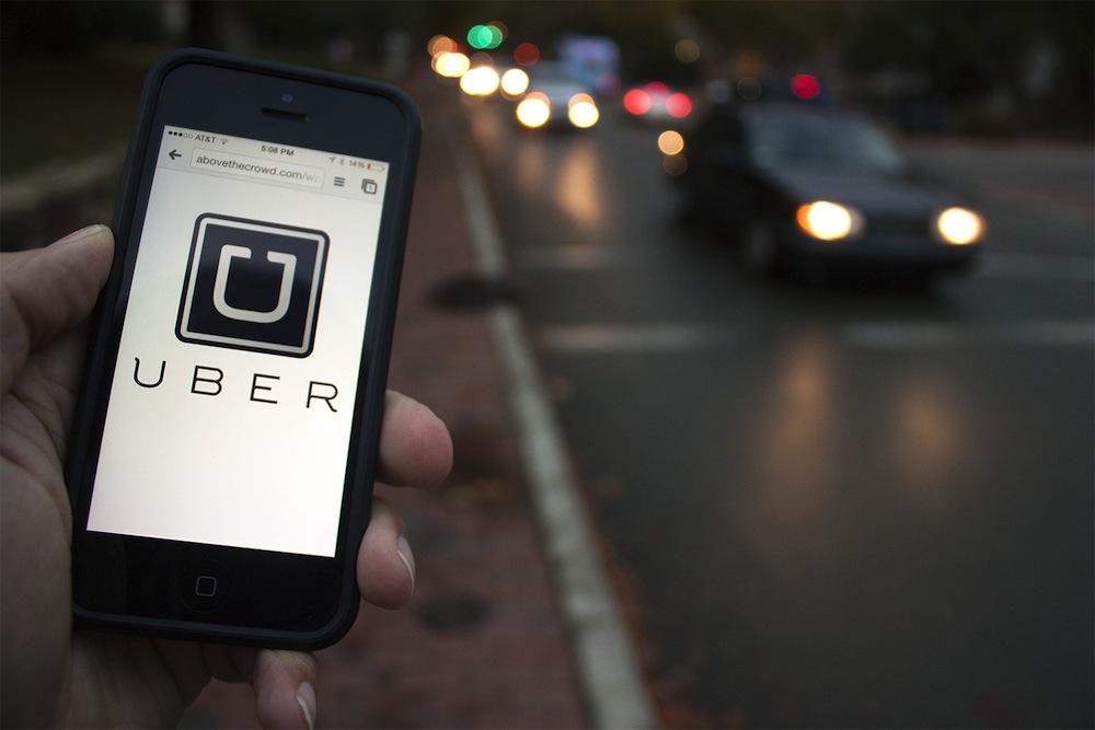 Uber Data Helps Lending Access